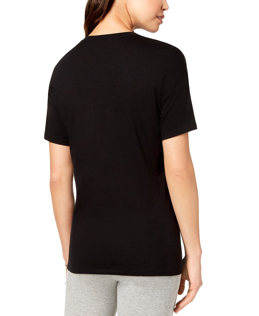Yieldings Discount Clothing Store's Twirl On Them Haters T-Shirt by Carbon Copy in Black