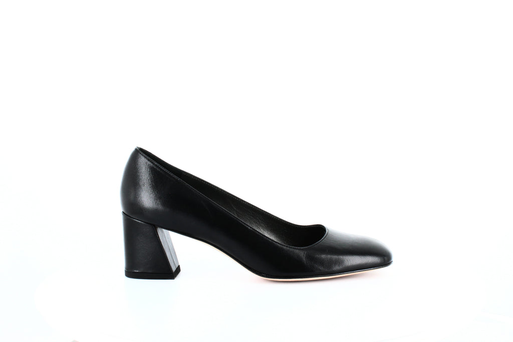 Yieldings Discount Shoes Store's Marymid Pumps by Stuart Weitzman in Black