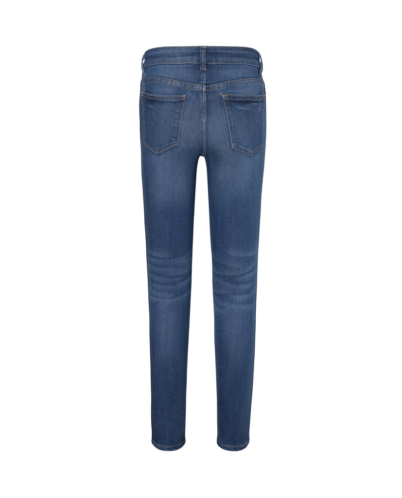 Yieldings Discount Clothing Store's Chloe - Skinny by DL1961 in Moody Blue