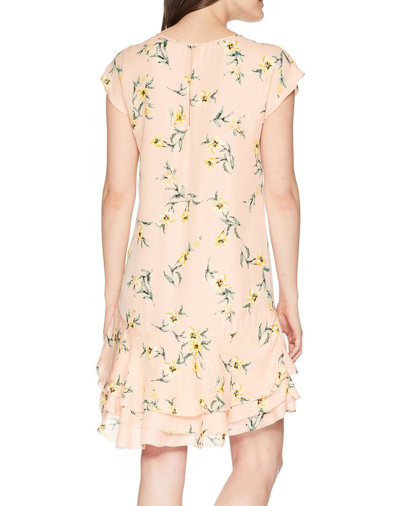Yieldings Discount Clothing Store's Coreen Dress by Joie in Blush Sand