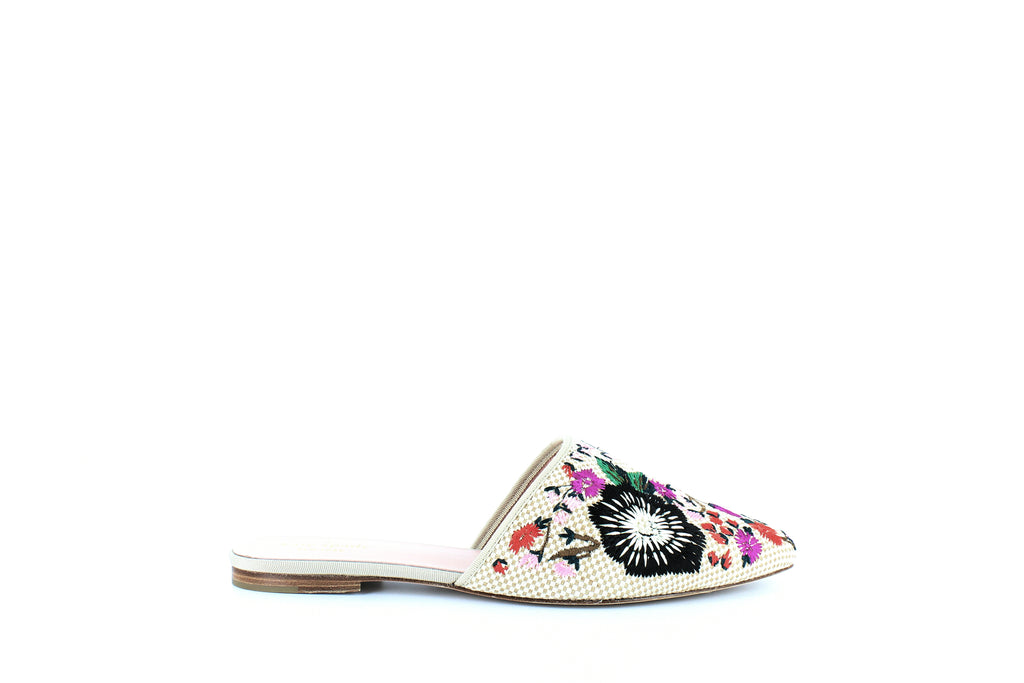 Yieldings Discount Shoes Store's Monteclair Mules by Kate Spade in Multi