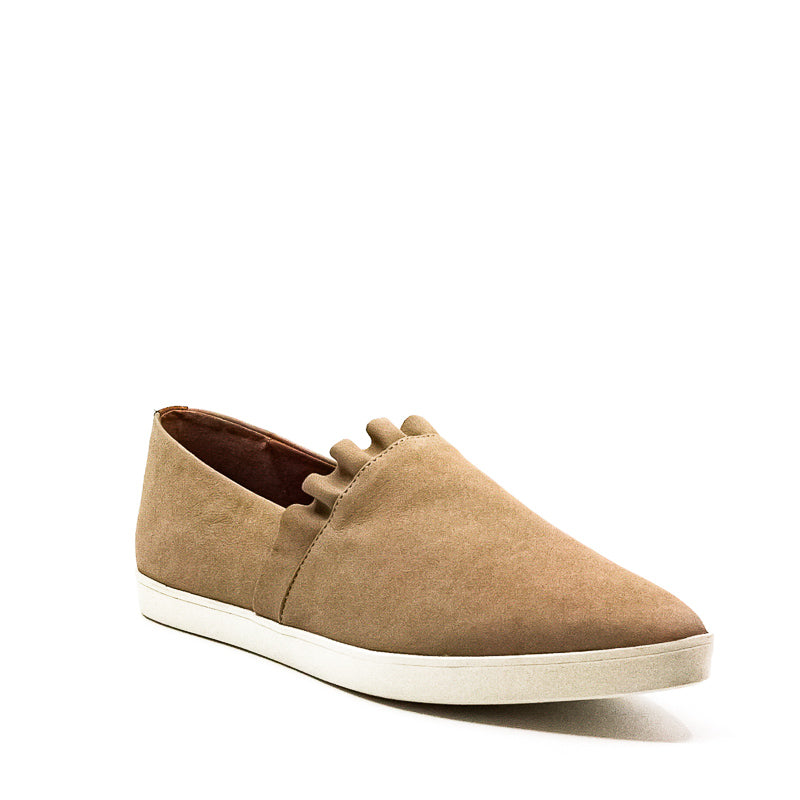 Yieldings Discount Shoes Store's Avery Slip-On Sneakers by Gentle Souls By Kenneth Cole in Mushroom