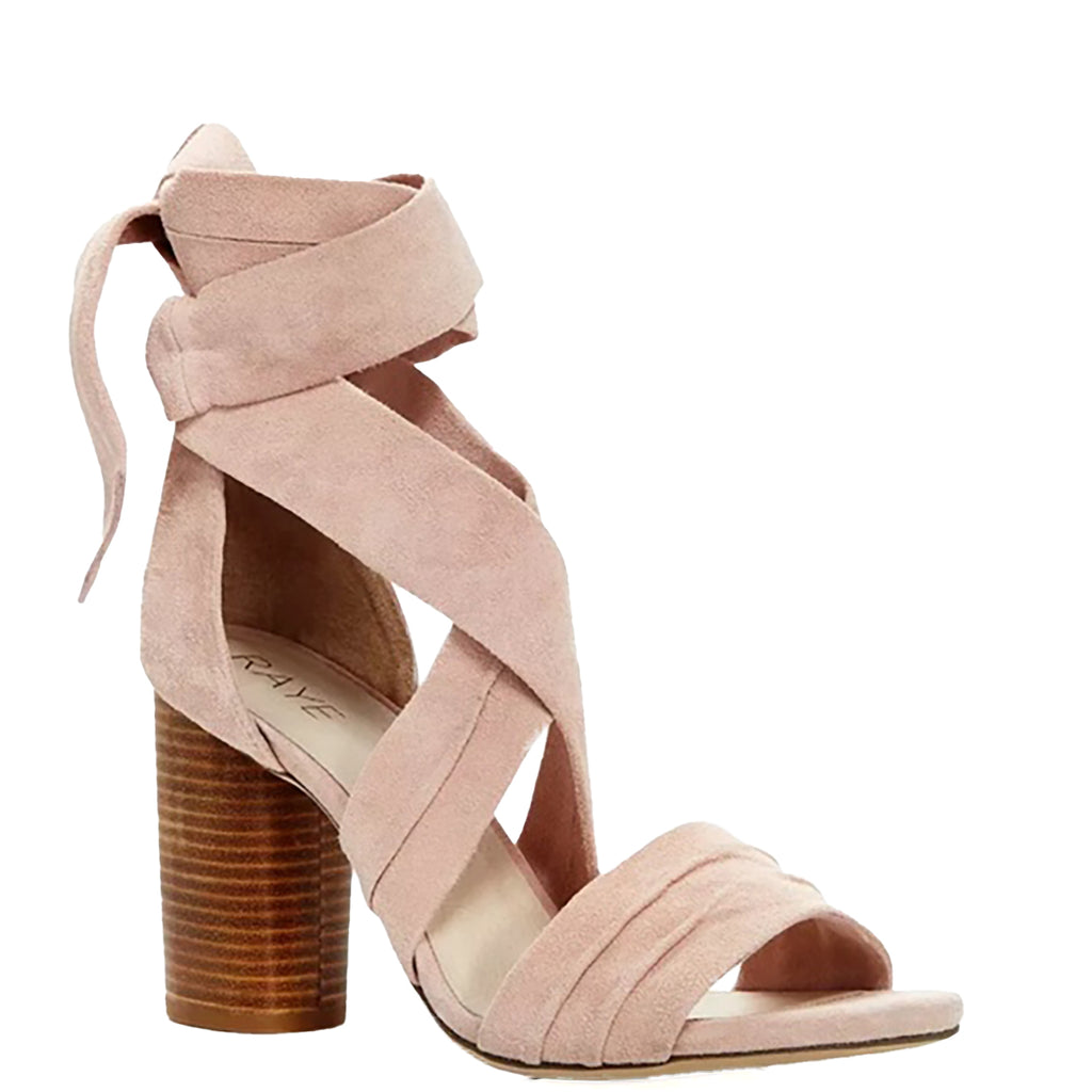 Raye | Mia Ankle Wrap High Heel Sandals