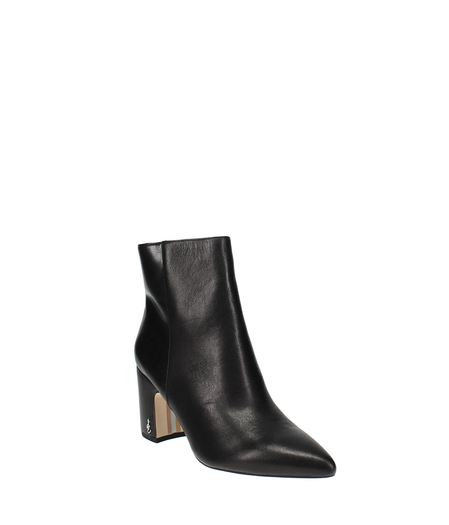 Yieldings Discount Shoes Store's Hilty Ankle Boot by Sam Edelman in Black