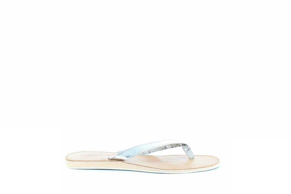 Yieldings Discount Shoes Store's Asli Sandals by Cocobelle in Silver