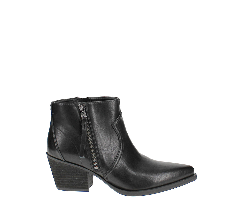Yieldings Discount Shoes Store's Whistler Ankle Booties by Circus by Sam Edelman in Black Ranger