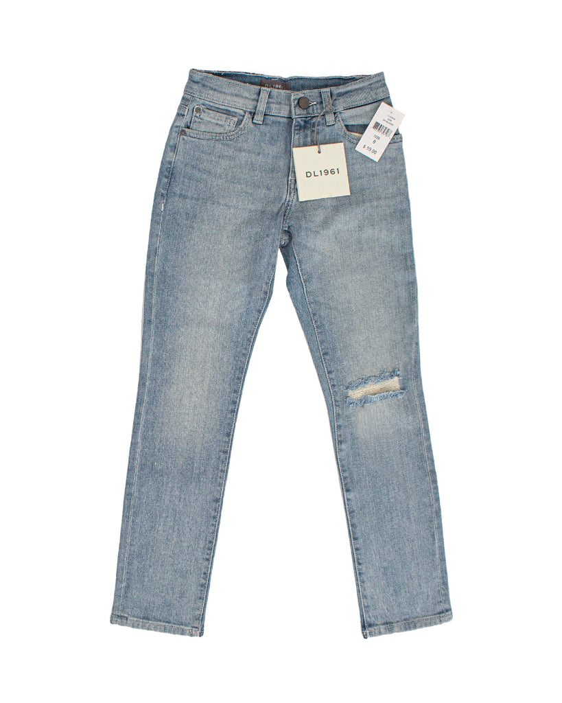 Yieldings Discount Clothing Store's Hawke - Skinny by DL1961 in Whirlwind