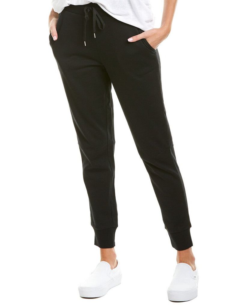 Yieldings Discount Clothing Store's Zanna Jogger Pants by French Connection in Black