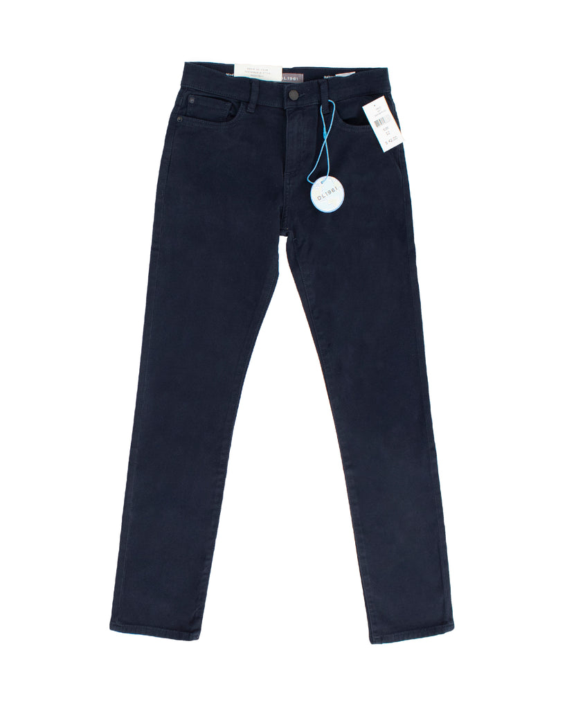 Yieldings Discount Clothing Store's Hawke - Skinny by DL1961 in Dark Sapphire