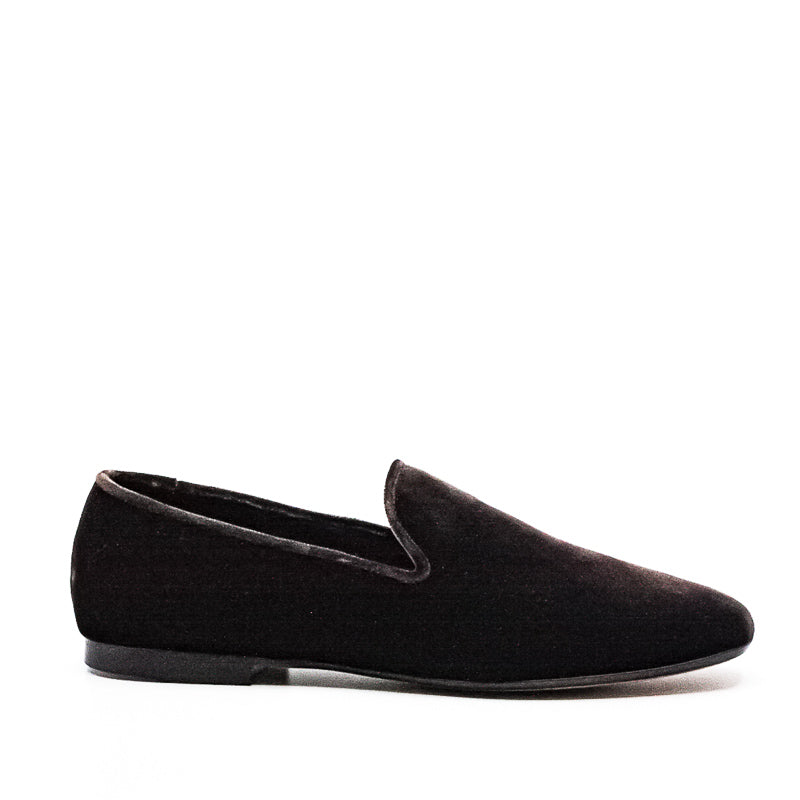 Yieldings Discount Shoes Store's Bray Fabric Loafers by Vince in Grey