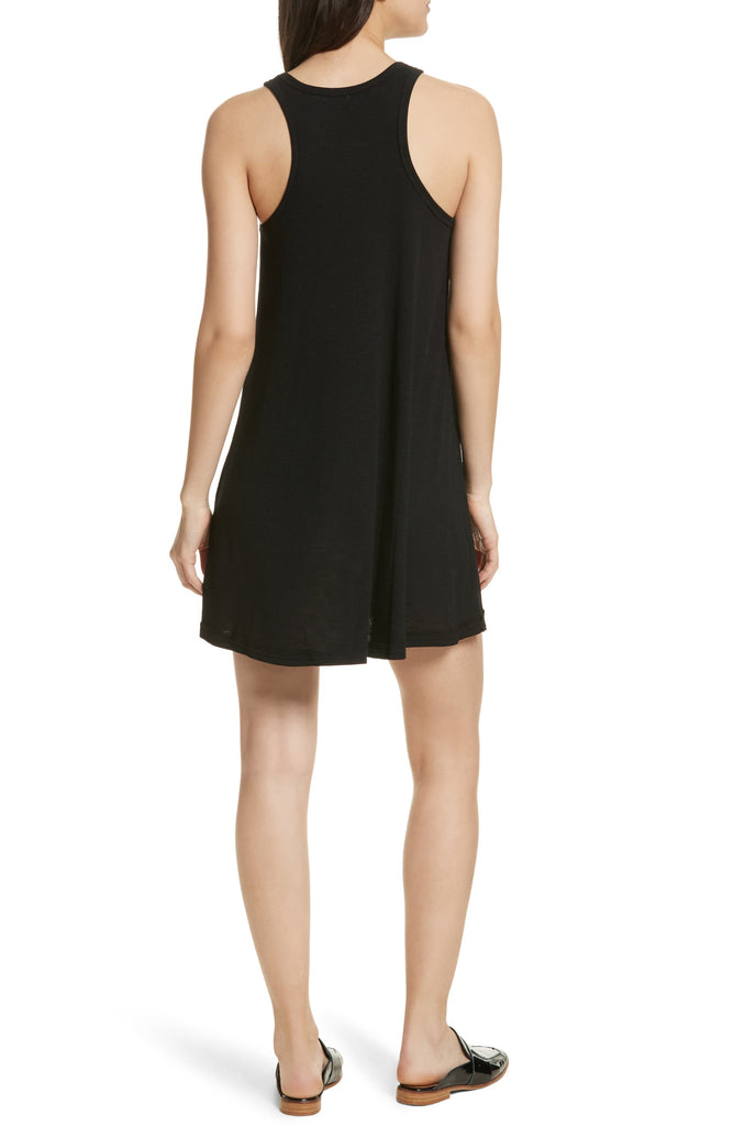 Yieldings Discount Clothing Store's La Nite Mini by Free People in Black