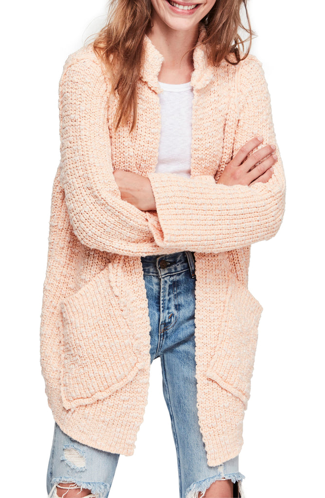 Free People | Waterfront Sweater Jacket