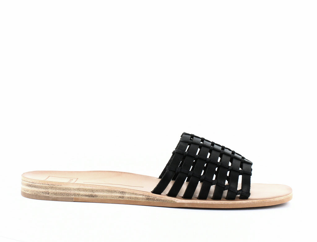 Yieldings Discount Shoes Store's Colsen Slides by Dolce Vita in Black