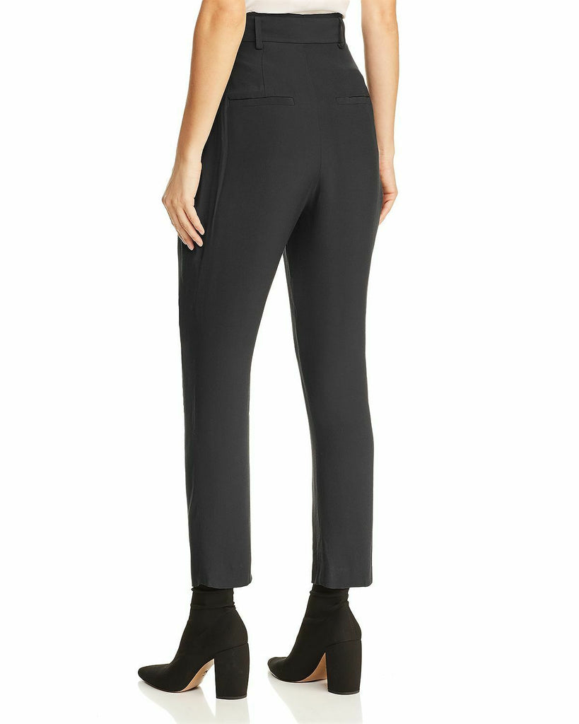 Yieldings Discount Clothing Store's Ianna Tapered Pants by Joie in Caviar