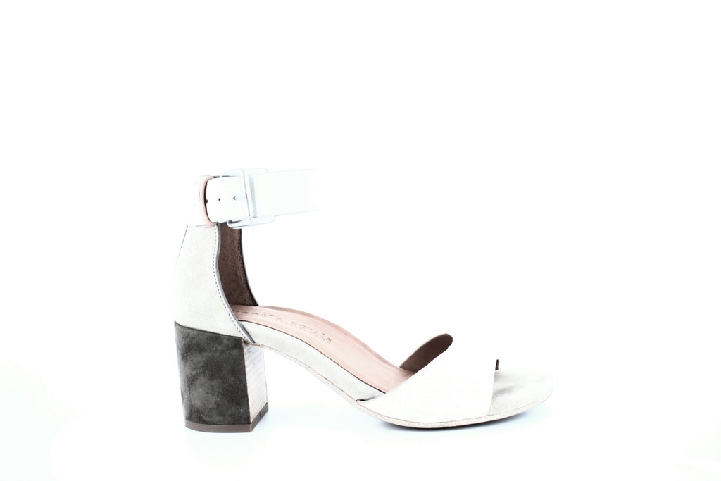 Yieldings Discount Shoes Store's Christa Block Heel Sandals by Gentle Souls By Kenneth Cole in Multi
