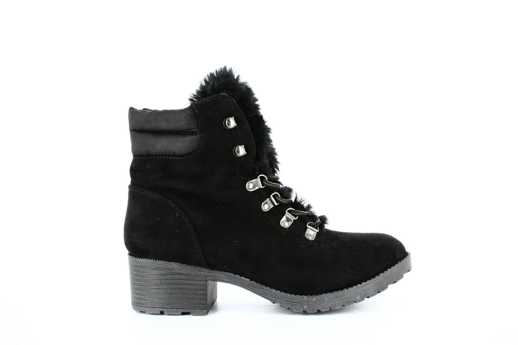 Yieldings Discount Shoes Store's Saydie Boots by Rock & Candy By Zigi in Black