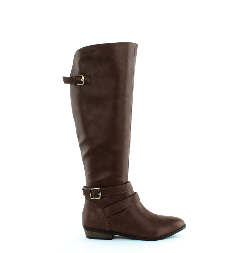 Material Girl | Carleigh Riding Boots