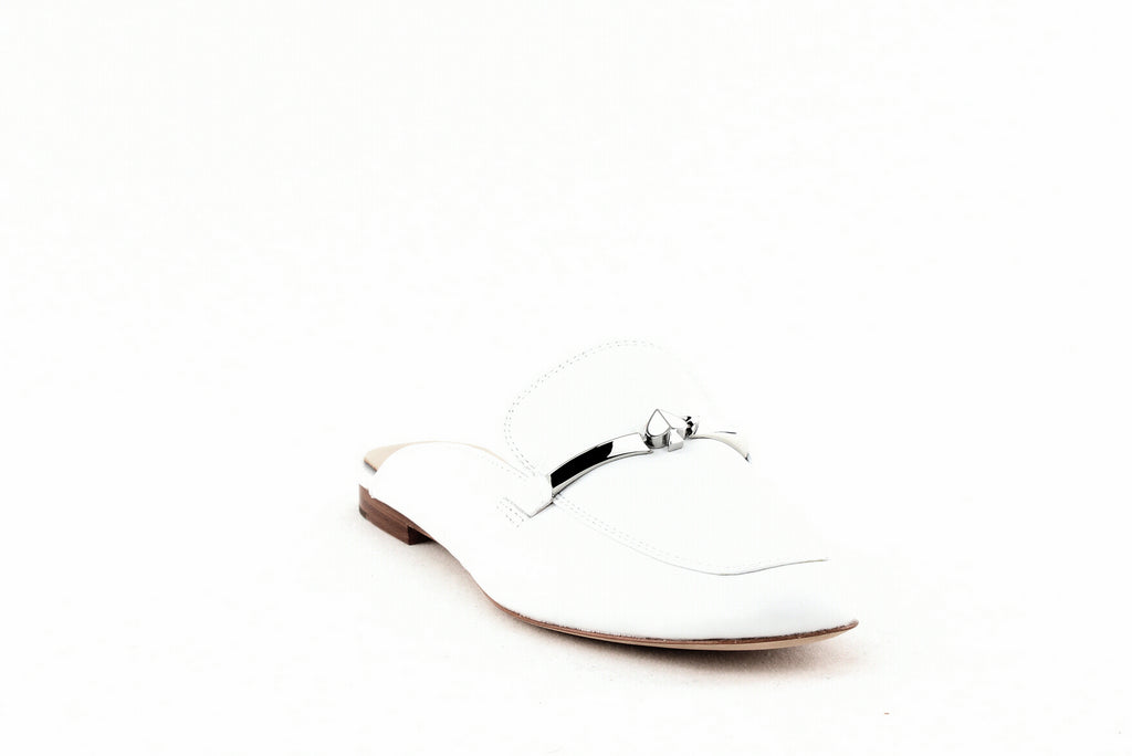 Yieldings Discount Shoes Store's Laura Dress Flats by Kate Spade in Optic White