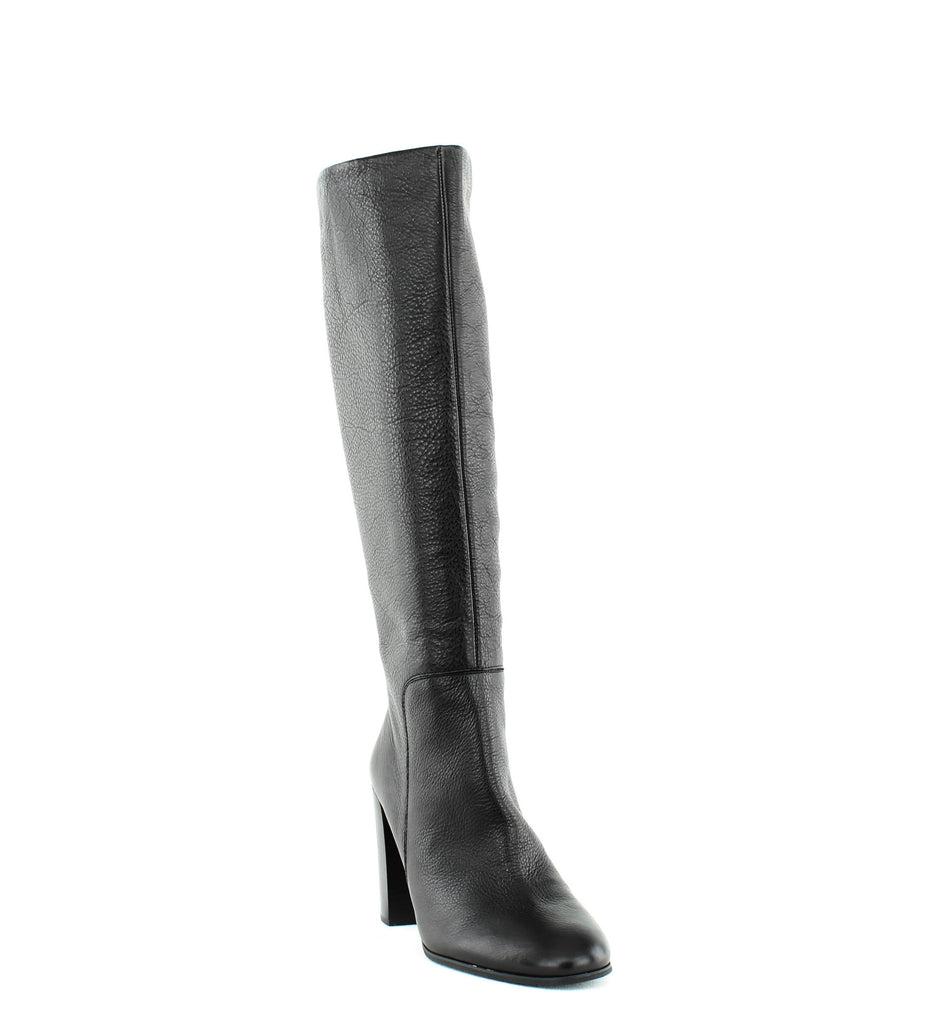 Yieldings Discount Shoes Store's Justin Knee High Boots by Kenneth Cole in Black