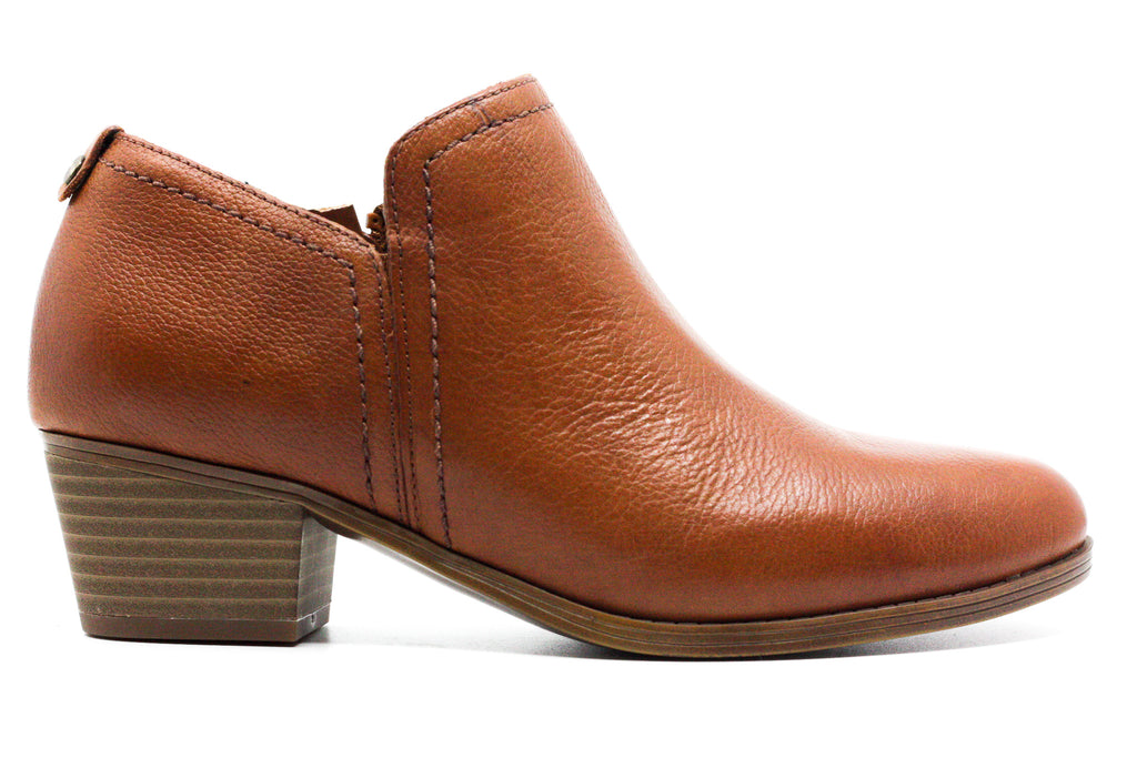 Naturalizer | Zarie Leather Block Heels
