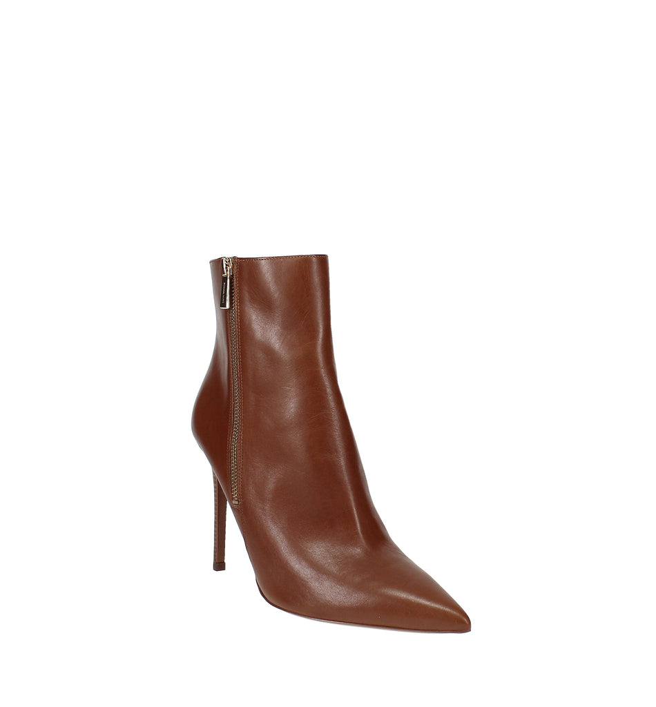 Yieldings Discount Shoes Store's Keke Booties by MICHAEL Michael Kors in Luggage