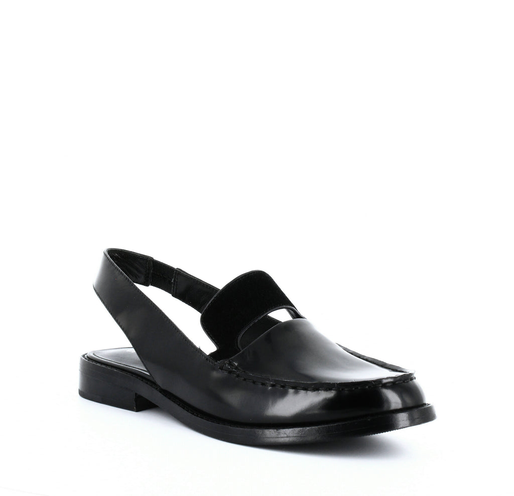 Yieldings Discount Shoes Store's Bettsy Slingback Loafers by Opening Ceremony in Black