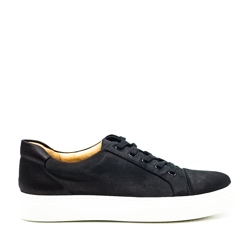 Yieldings Discount Shoes Store's Cairo Sneakers by Naturalizer in Black