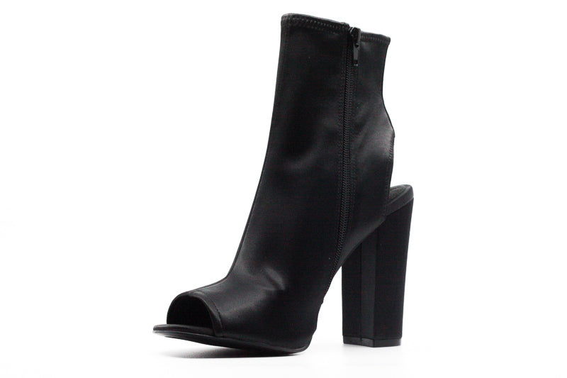 Steve Madden | Alta Open Toe And Ankle Boots