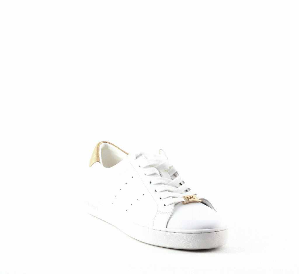 MICHAEL Michael Kors | Irving Lace Up Leather Sneakers