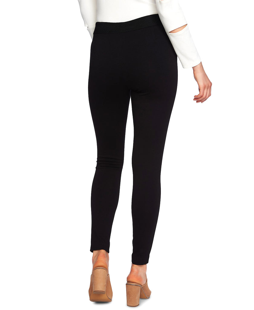 1.State | Zip Pocket Ponte Leggings