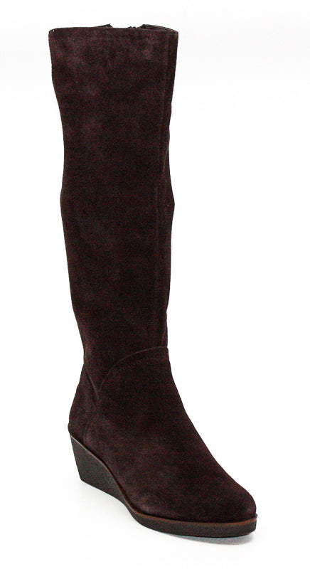 Aerosoles | Binoculars Suede Tall Wedge Boots