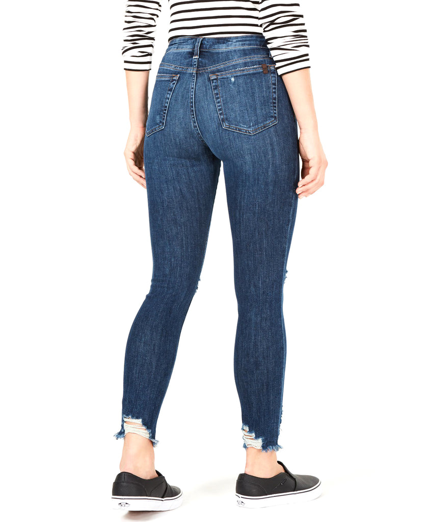 Yieldings Discount Clothing Store's The High-Rise Skinny Ankle Jeans by Joe's in Oksana