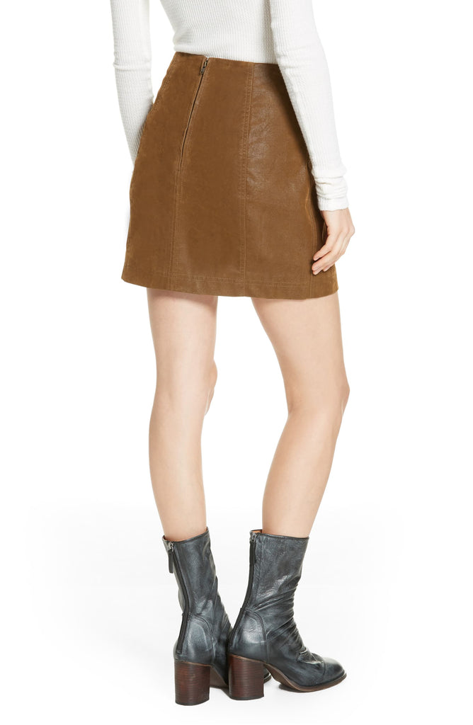 Free People | Modern Femme Mini Skirt