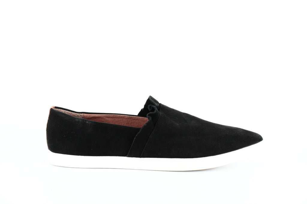 Yieldings Discount Shoes Store's Avery Slip-On Sneakers by Gentle Souls By Kenneth Cole in Black