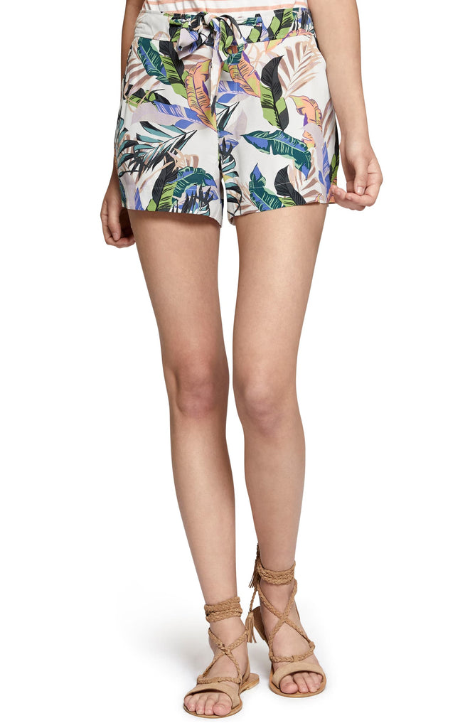 Yieldings Discount Clothing Store's Wild Flower Shorts by Sanctuary in Tropics