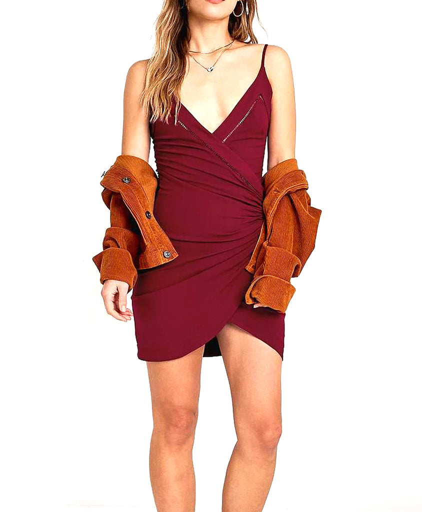 Intimately By Free People | Dylan Surplice Bodycon Dress