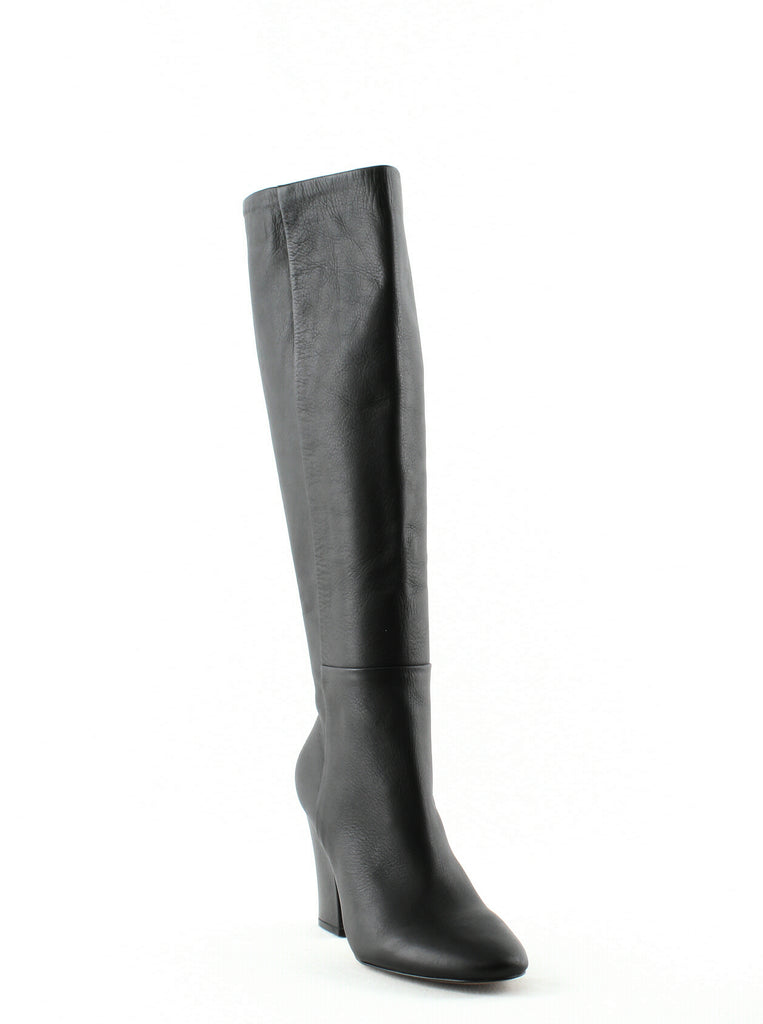 Yieldings Discount Shoes Store's Merrick Boots by Kenneth Cole in Black