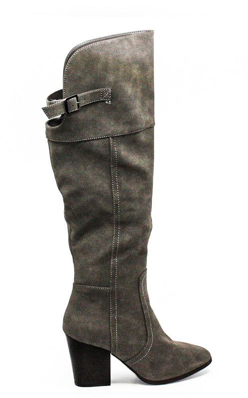 Easy Street | Maxwell Knee High Boots