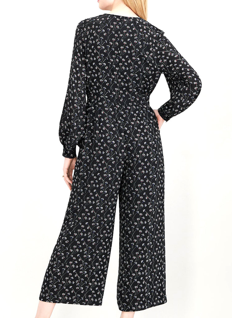 Yieldings Discount Clothing Store's Dandelion Jumpsuit by Maison Jules in Dandelion Spark