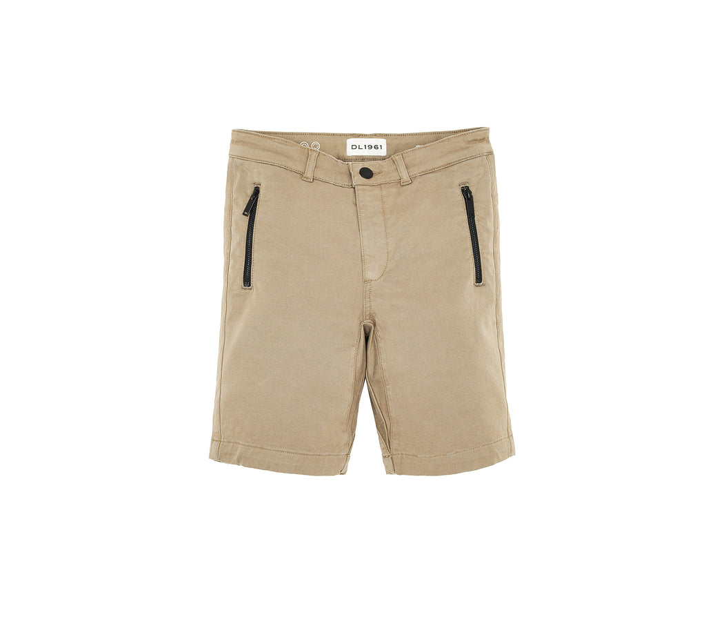 Yieldings Discount Clothing Store's Finn - Drop Crotch Chino Short by DL1961 in Hutch