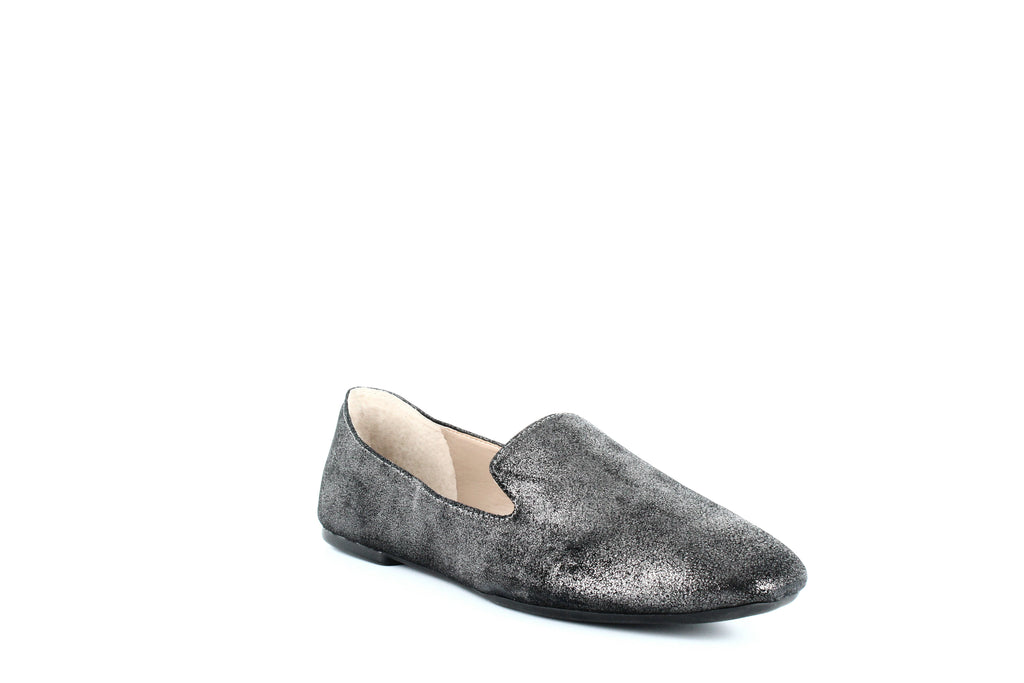 Yieldings Discount Shoes Store's Leonie Loafers by Enzo Angiolini in Anthracite