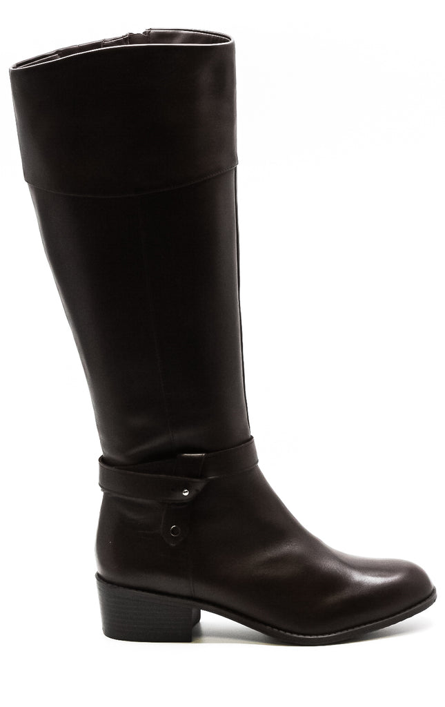Yieldings Discount Shoes Store's Berniee Riding Boots by Alfani in MALBEC BURG