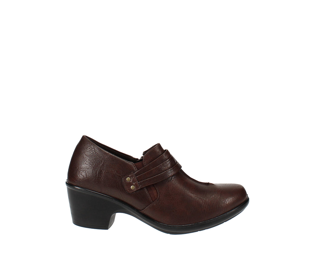 Yieldings Discount Shoes Store's Graham Shooties by Easy Street in Dark Tan