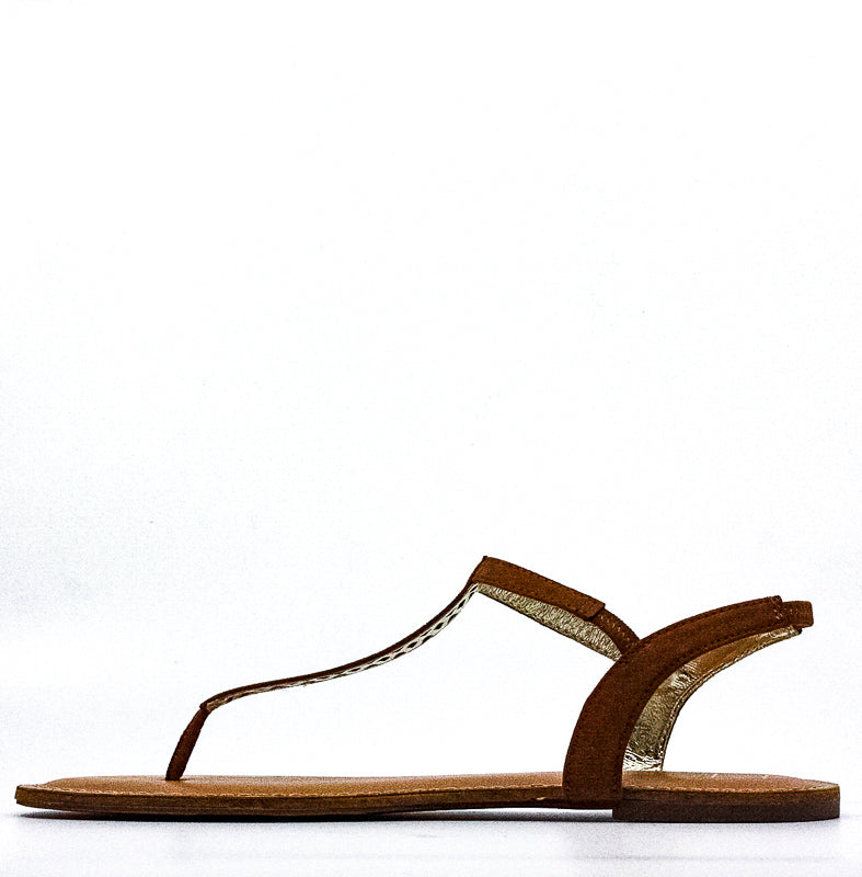Material Girl | Roesia Flat Sandals