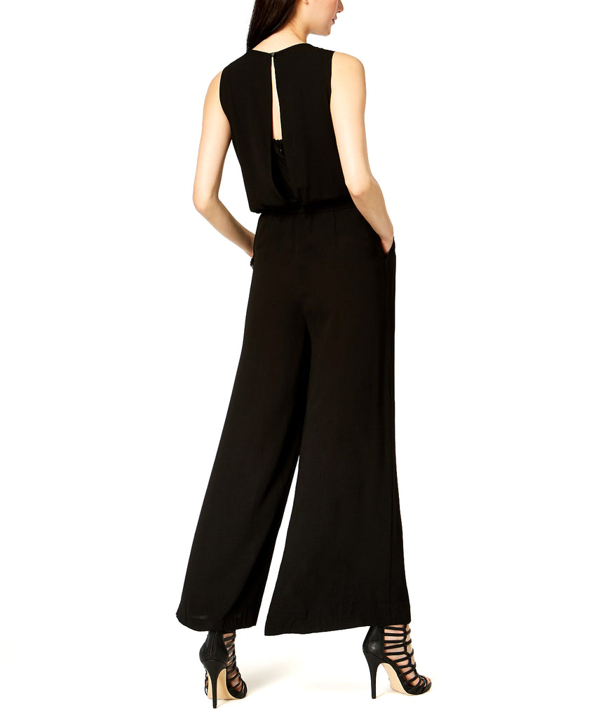 Vince Camuto | Sleeveless Wide-Leg Jumpsuit