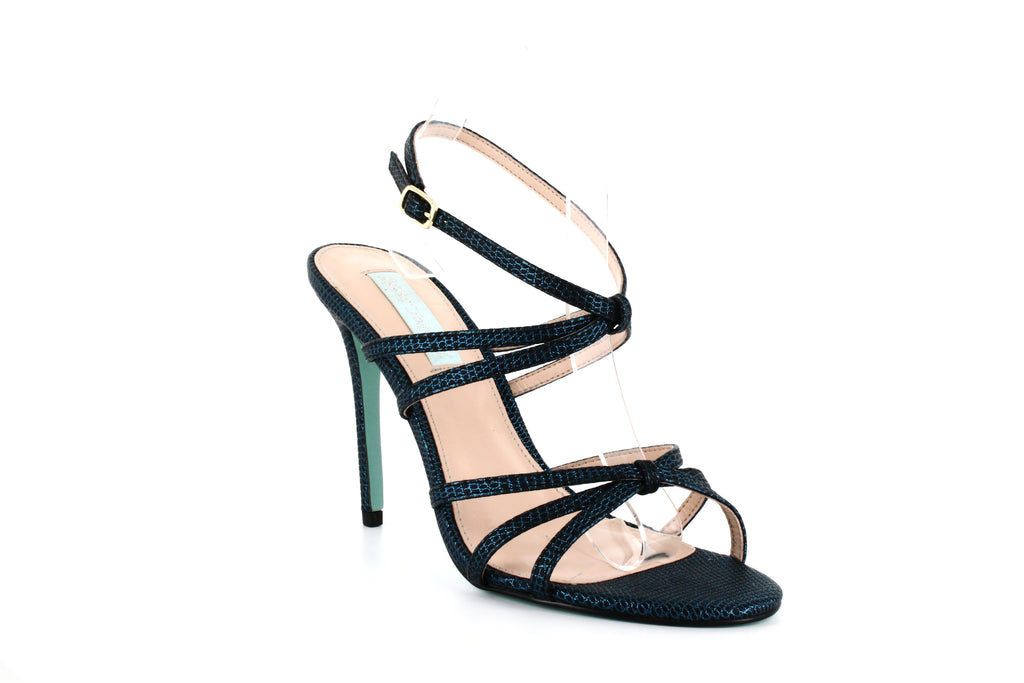 Yieldings Discount Shoes Store's Myla Sandals by Blue By Betsey Johnson in Turquoise
