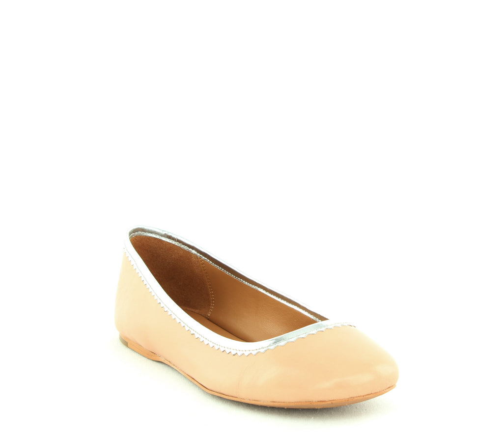 Yieldings Discount Shoes Store's Hall Slip On Flats by Coach in Mat Calf