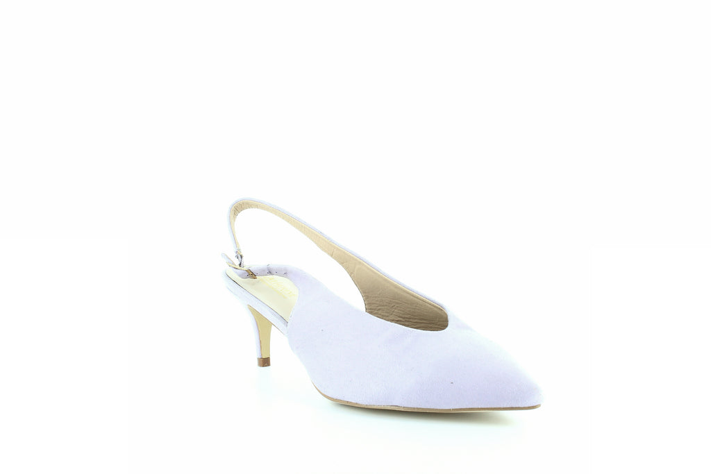 Yieldings Discount Shoes Store's Pinces Slingback Pumps by Catherine Malandrino in Lavender