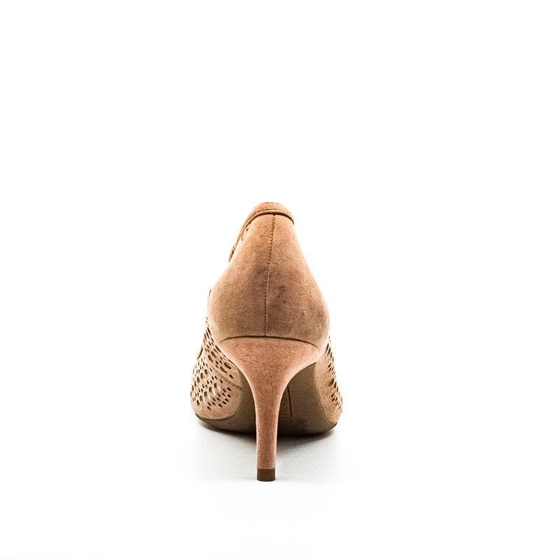 Yieldings Discount Shoes Store's Jennah Pumps by Alfani in Apricot