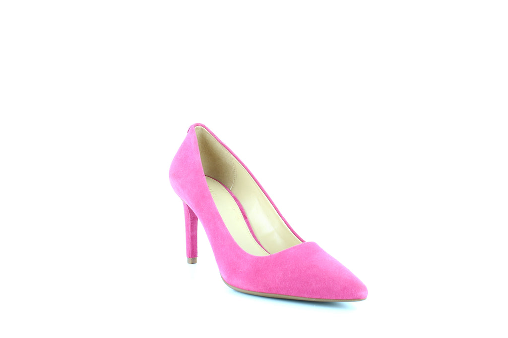 Yieldings Discount Shoes Store's Dorothy Flex Pumps by MICHAEL Michael Kors in Lacquer Pink
